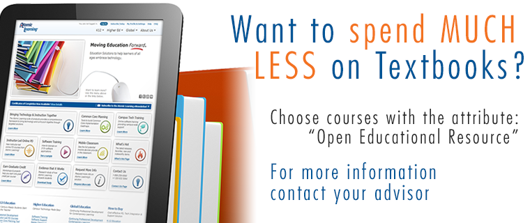 Open Educational Resources - Spend MUCH LESS on te